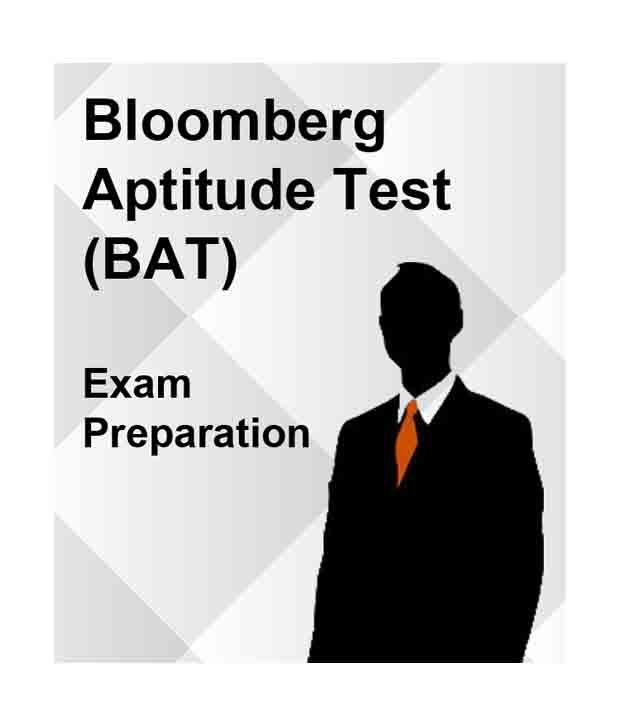 Bloomberg Aptitude Test – BAT | A Complete Beginner's Guide