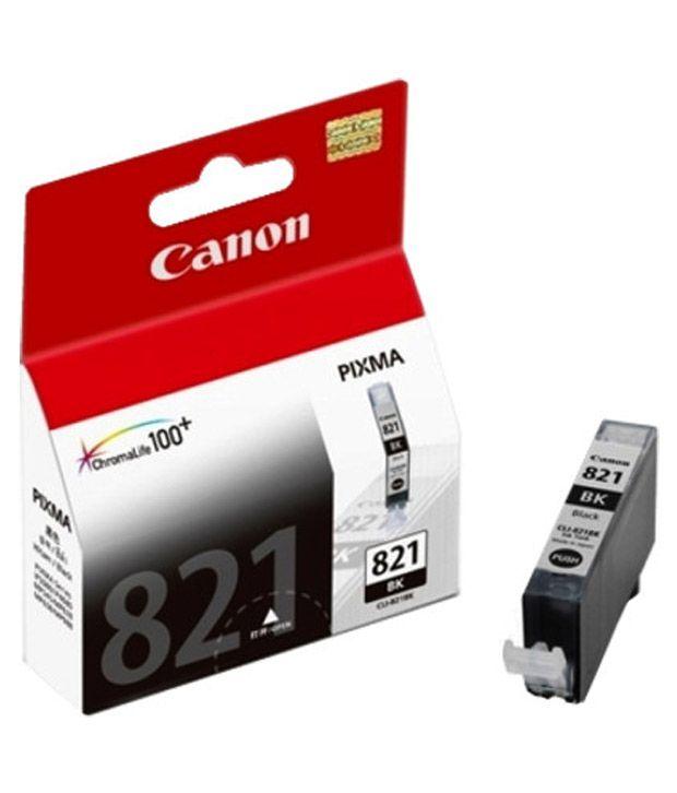 Canon CLI 821 Black Ink cartridge (Black)
