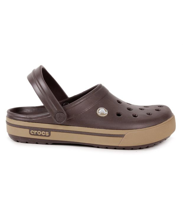 9fff1eee9167f Crocs Espresso Brown Crocband II.5 Clog Shoes - Buy Crocs Espresso Brown  Crocband II.5 Clog Shoes Online at Best Prices in India on Snapdeal