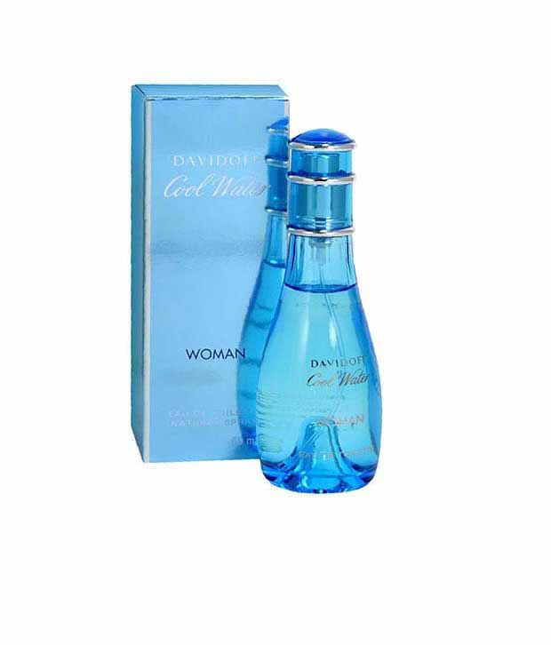 Davidoff Coolwater Women 100 ml (Get Two Luxury perfume Sample FREE-Jadore, Lancme me or Dior )