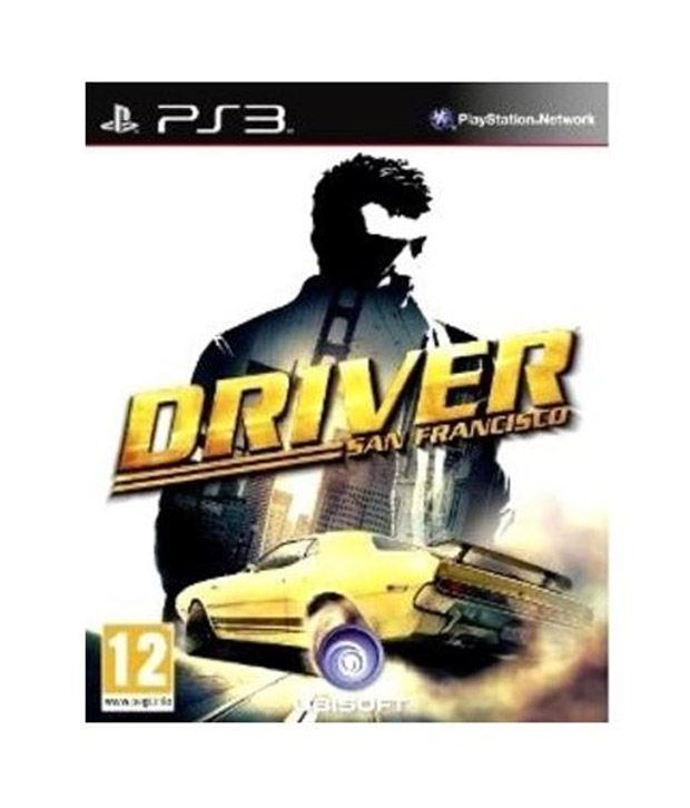 buy driver san francisco ps3 online at best price in india. Black Bedroom Furniture Sets. Home Design Ideas