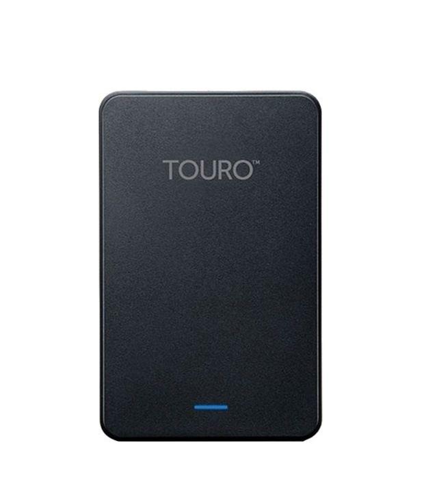 Hitachi Touro Mobile 6.35 cm (2.5) 500 GB External Hard Disk