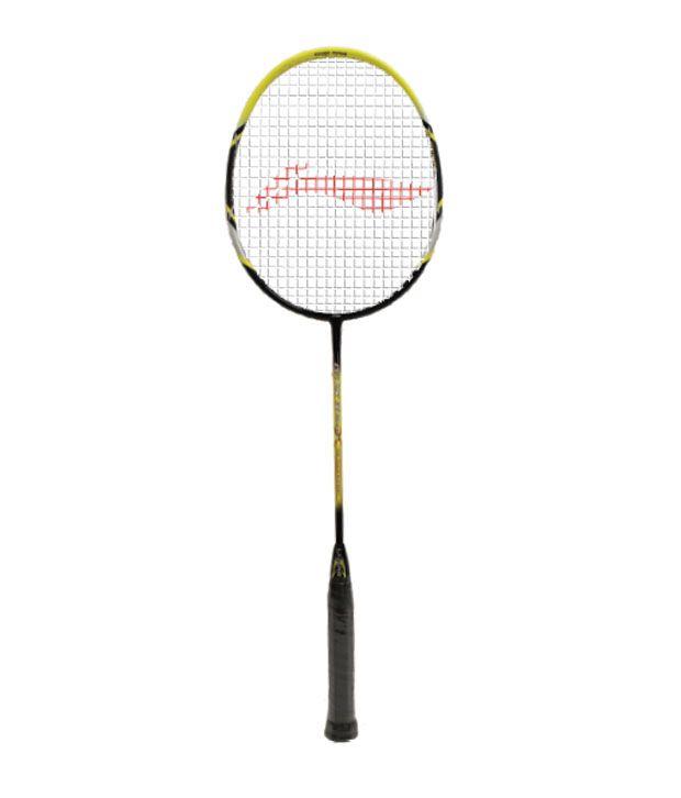 Li-Ning G-Tek 88 Muscle Badminton Racket: Buy Online at ...