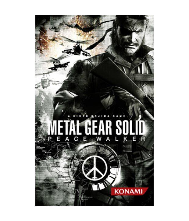 "Image result for metal gear solid peace walker psp"""