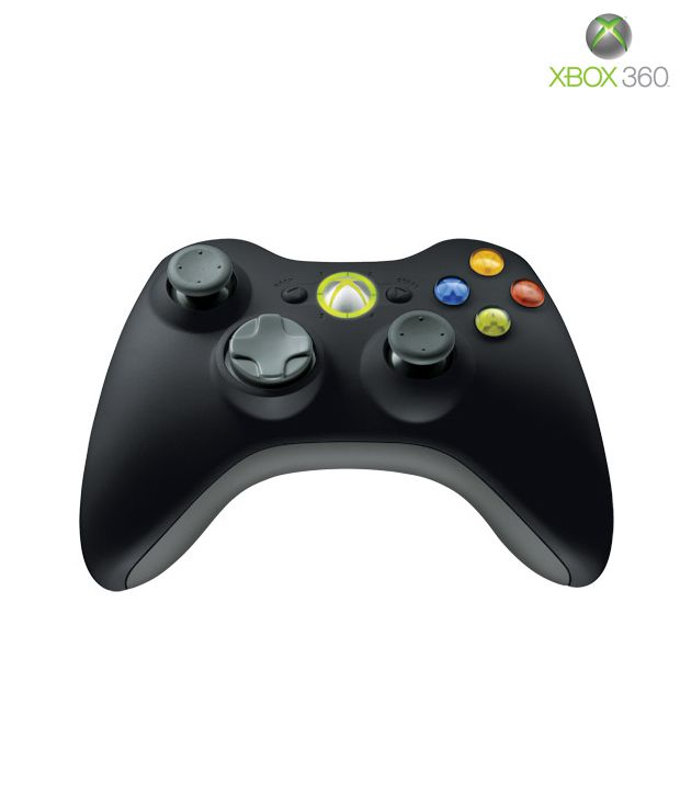 Buy Microsoft Wireless Controller (For Xbox 360) Online at Best ...