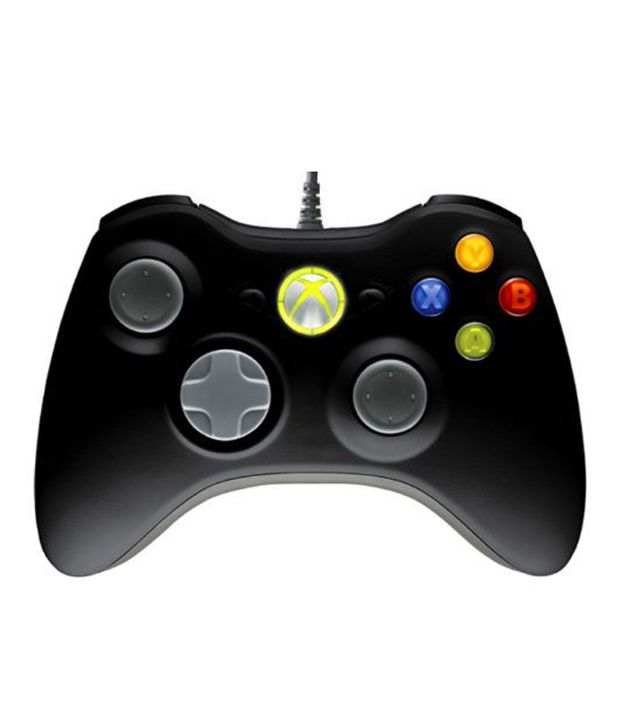 Xbox 360 Wired Controller Pc Blinking: Buy Microsoft Wired Controller (For PC Xbox 360) Online at Best rh:snapdeal.com,Design