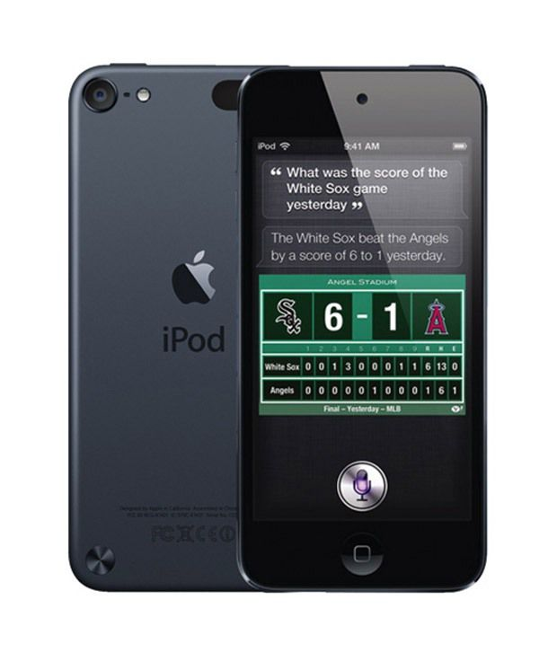 Apple iPod Touch 32GB 5th Generation (Black): Buy Online ...
