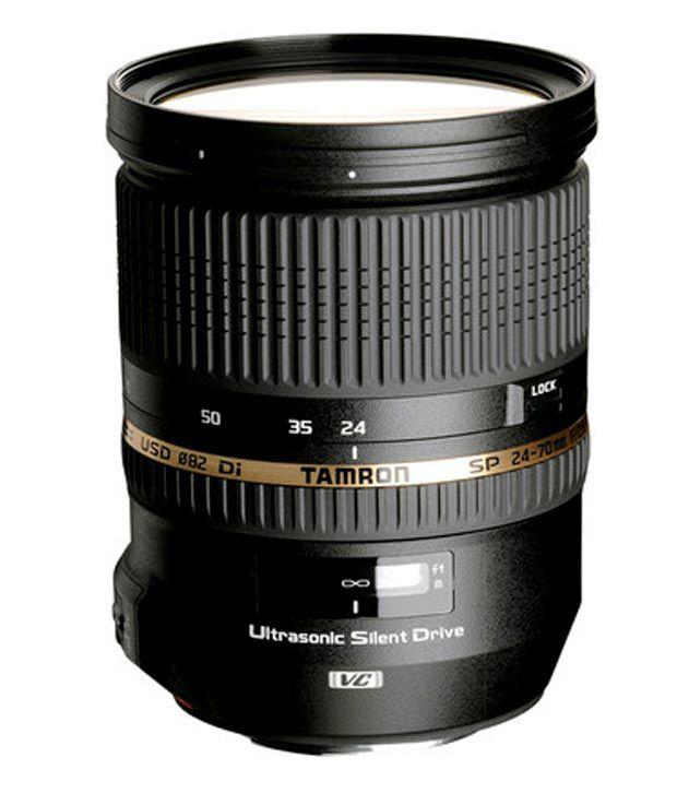 Tamron A007 SP 24-70 mm F/2.8 Di  VC USD (for Nikon) Lens