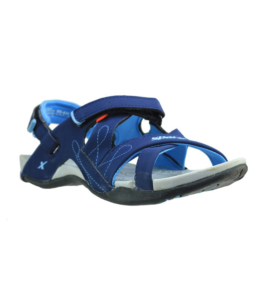 490aa740903 Sparx Ssb431 Bluesblue Boys Sandals Price in India- Buy Sparx Ssb431  Bluesblue Boys Sandals Online at Snapdeal