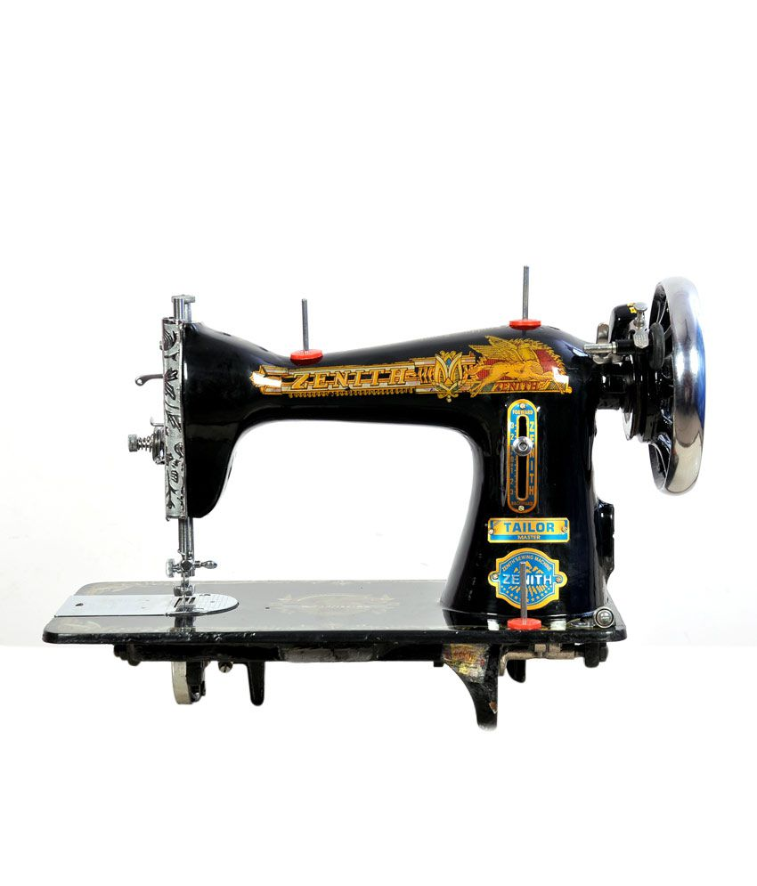 Zenith Tailor Master Sewing Machine Head Price In India