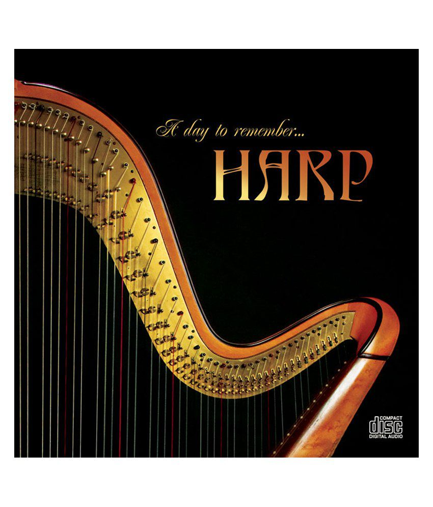 Harp (instrumental) Audio Cd