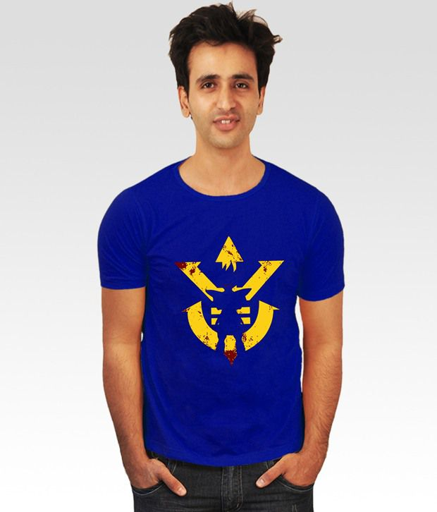 Incynk Blue Dragon Prince 2 T-Shirt