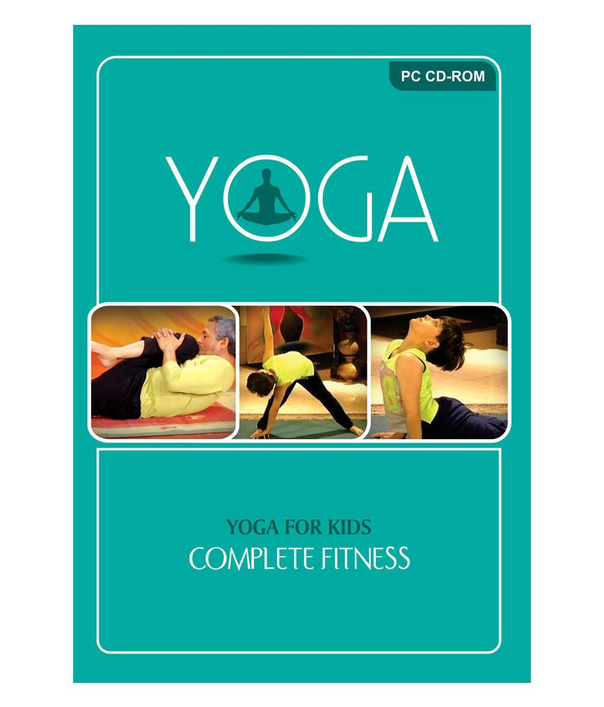 Yoga For Kids - Complete Fitness (English) [CD-R]