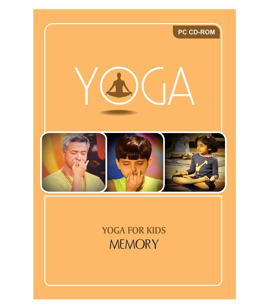 Yoga For Kids - Memory (english) Cd-r
