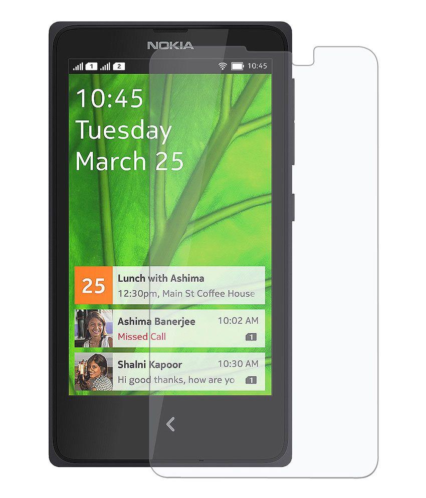 Amzer 96949 Clear Screen Protector Nokia X & Nokia X Plus