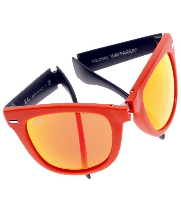 44e011de0e21d ... Ray-Ban Foldable Wayfarer Rb4105-601969-Size-50 Unisex Sunglasses ...