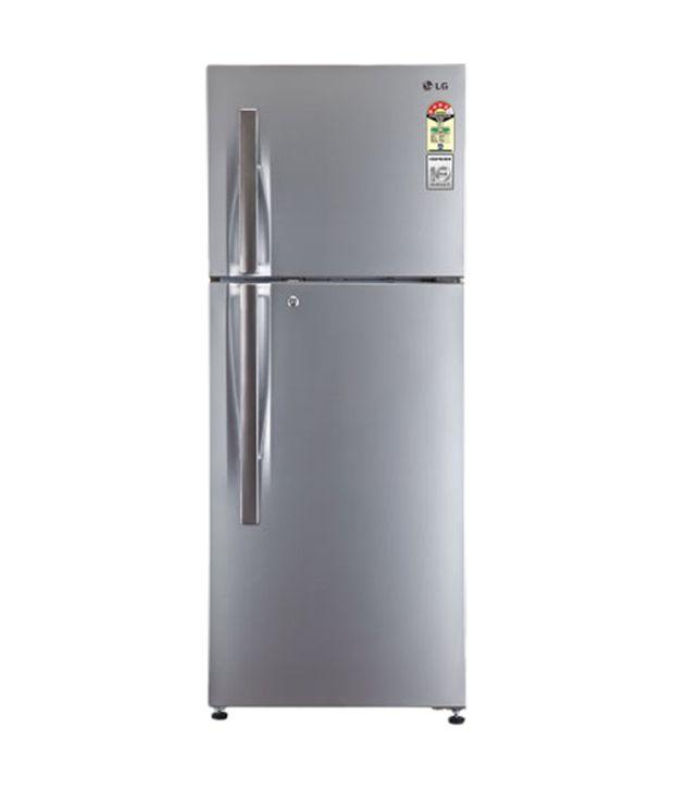 Lg Gl M292rltl Pv Frost Free Double Door Refrigerator
