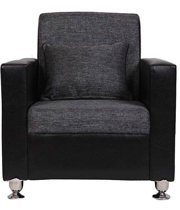 Purple Heart Black Amp Gray Sofa Set 3 1 1 Buy Purple