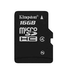 Kingston 16 GB Class 4 Memory Card