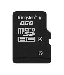 Kingston 8 GB Class 4 Memory Card