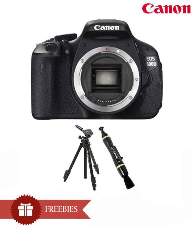 Canon EOS 600D SLR Body