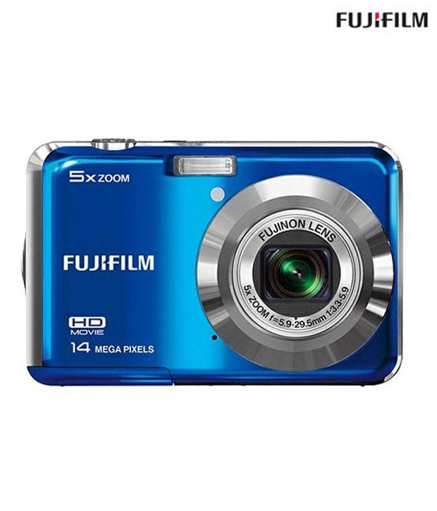 Fujifilm Finepix AX-500 14MP Digital Camera (Blue)