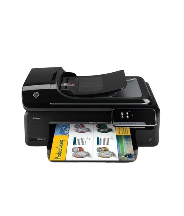 Hp Officejet 7500a Wide Format E All In One E910a Printer