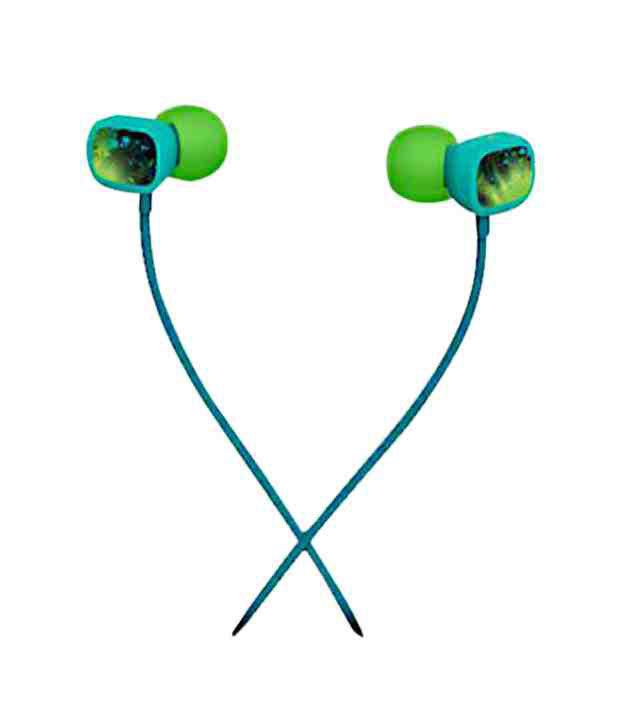 Logitech Ultimate Ears UE 100 Earphones (Jade Guitar)
