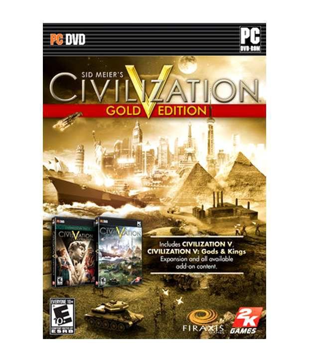 Sid Meier's Civilization V (Gold Edition) PC