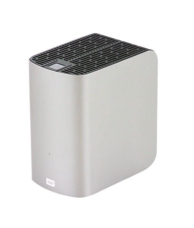 WD My Thunderbolt Duo Dual-Drive Storage System (4TB)
