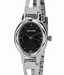 Sonata Everyday 8085SM01 Women's Watch