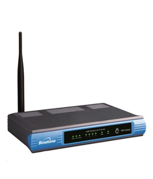 Binatone router review
