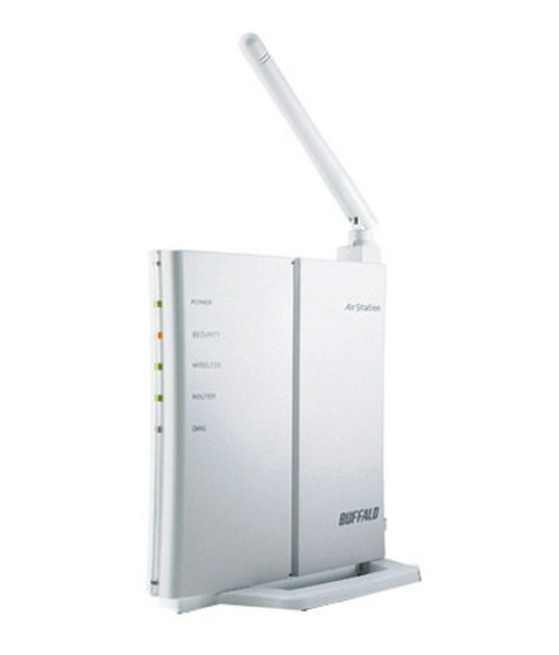 Buffalo 150 Mbps Wireless-N Entry Model Wireless Router (WCR-GN-AP)