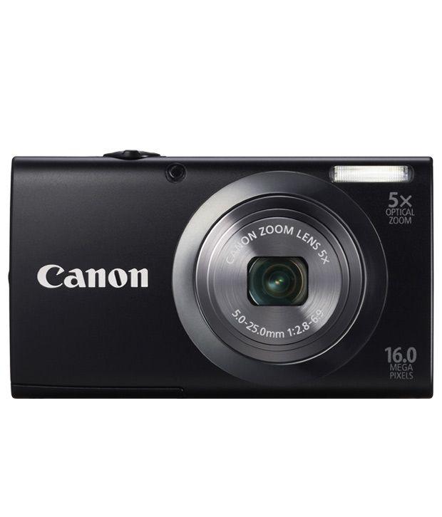 Canon Powershot A2300 16MP Digital Camera Price in India ...