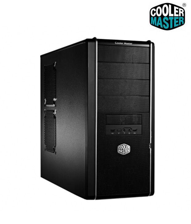 cooler master elite 334u bottom mount psu cpu cabinet buy cooler rh snapdeal com