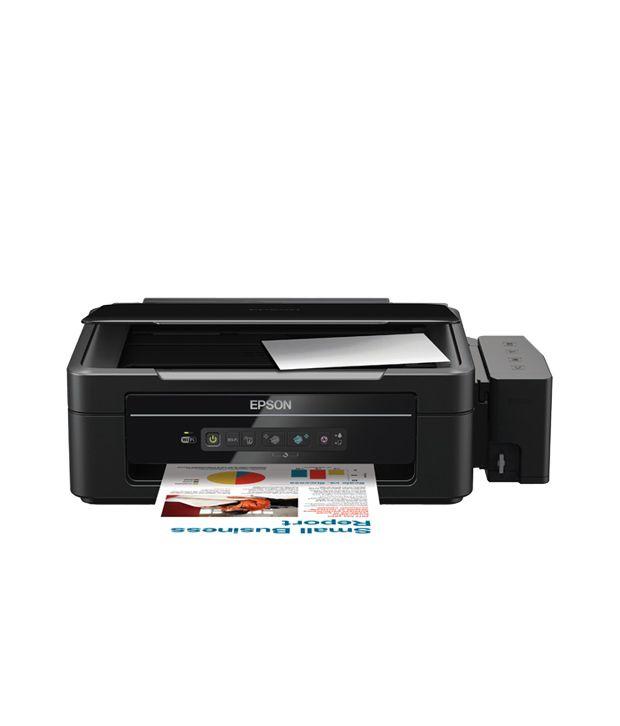 Скачать драйвера на принтер сканер epson l350
