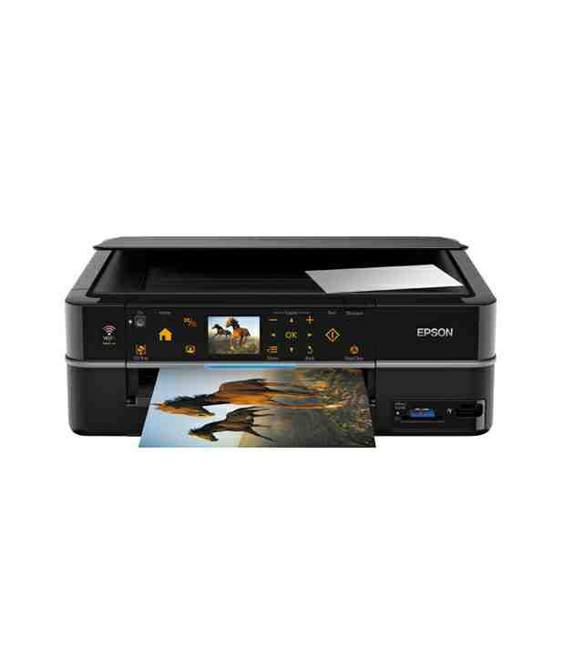 Epson Stylus Photo - TX 720WD Multifunction Inkjet Printer (Print,Copy,Fax & Scan)
