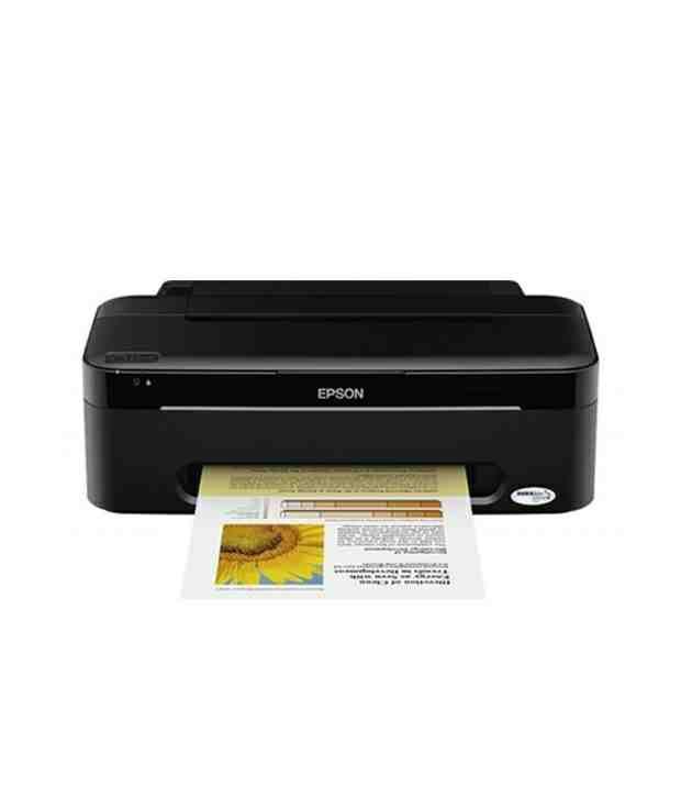Epson Stylus - T 13 Single Function Inkjet Printer