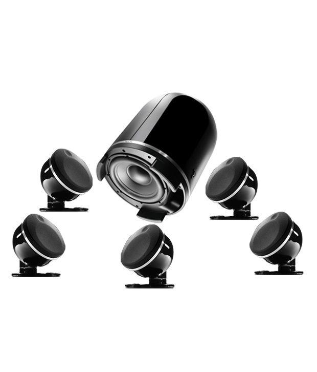 Focal Dome 5.1 Speaker System