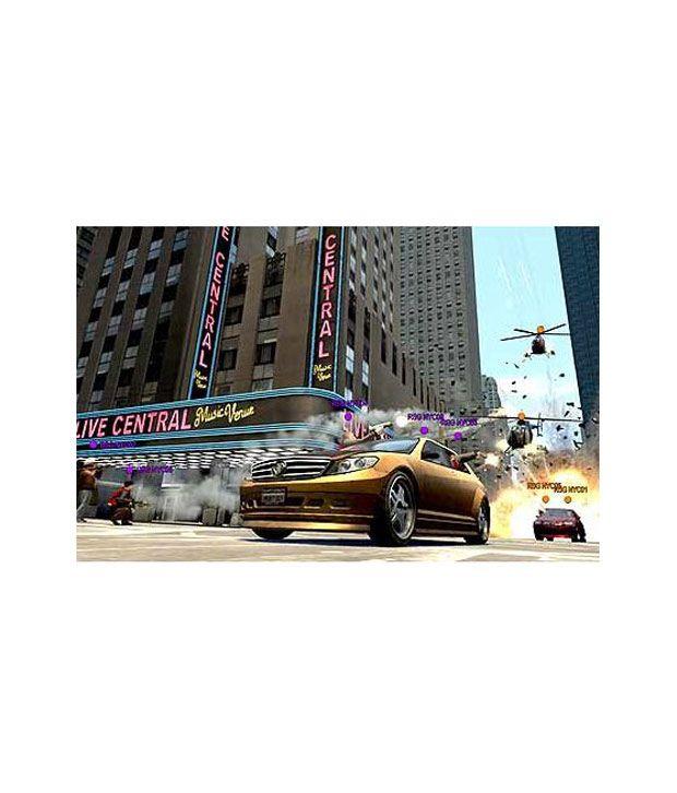 GTA Pack ( GTA IV + GTA Episodes from Liberty City ) PS3