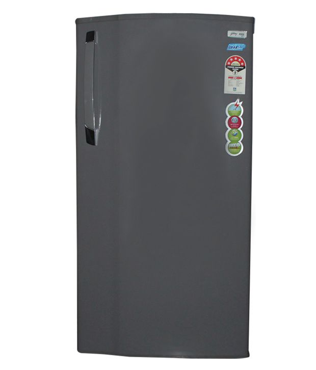 Godrej 200Ltr RD Edge SX-205 CW Single Door Refrigerator Candy Grey