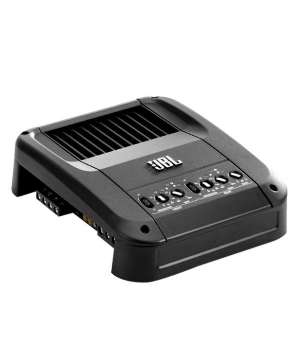13% OFF on JBL - GTO 504EZ - 4 Channel Amplifier (640 W)