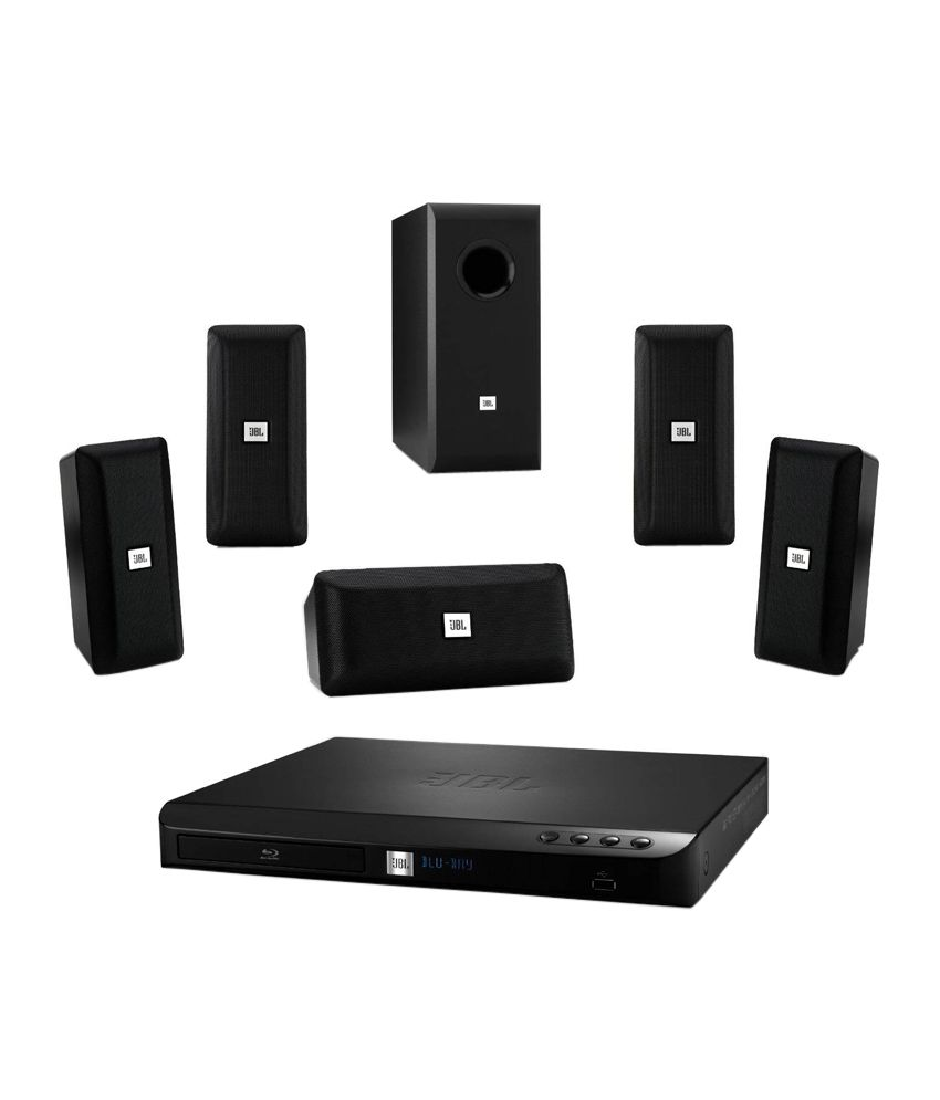 Buy Jbl Bd100 5 1 Blu Ray Home Theatre System Online At Best Price  # Tables Home Cinema Et Televiseurs