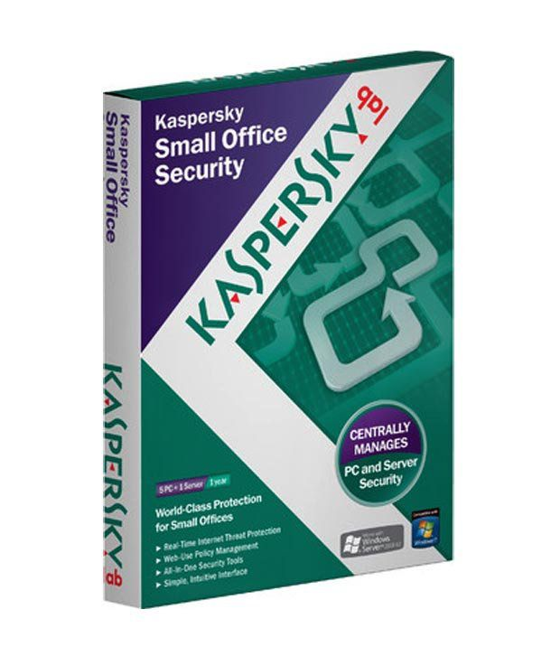 Kaspersky Small Office Security (11 PC/1 Year) - Buy Kaspersky Small Office Security (11 PC/1 ...