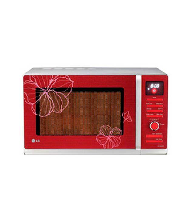 Lg 30 Litre Mc 8082prr Microwave Oven Convection Microwave