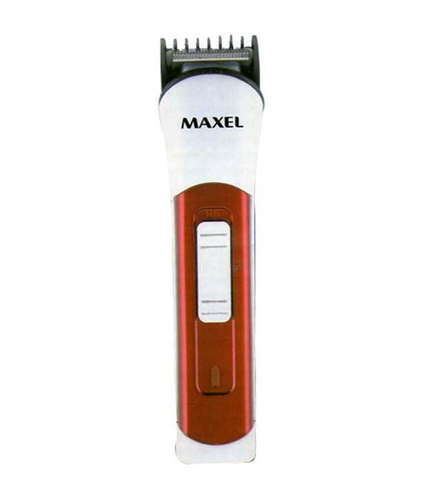 maxel ak 781 trimmer red buy maxel ak 781 trimmer red online at best prices in india on snapdeal. Black Bedroom Furniture Sets. Home Design Ideas