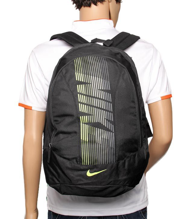 ... Nike Graphic North Classic II Black Backpack ... 09be4f8e6ad70
