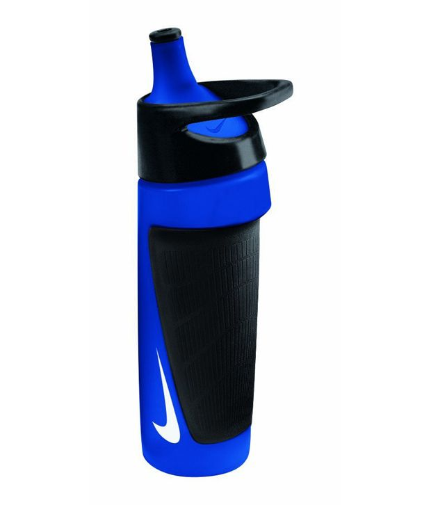 huge discount 99b32 664f0 Nike Sport Elite Water Bottle Varsity Royal Black  Buy Online at Best Price  on Snapdeal