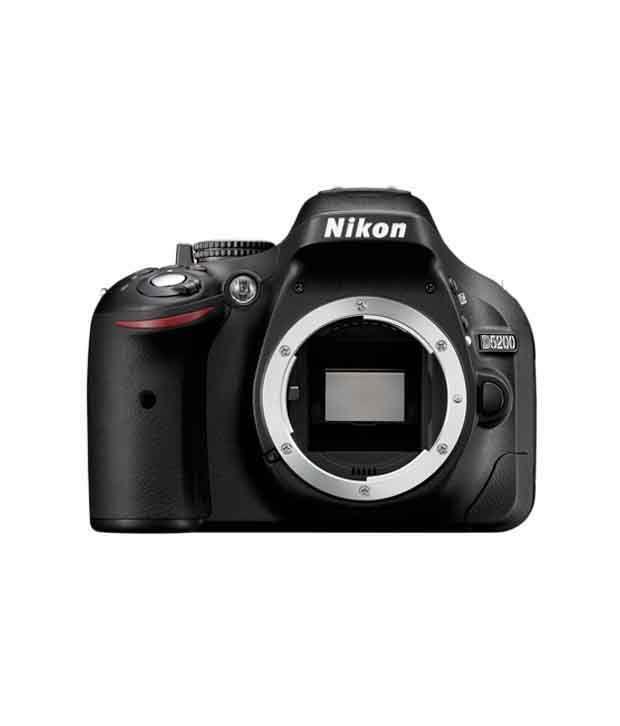 nikon d5200 dslr camera black & 50mm f/1.8g lens 8gb card carrying case 24.1 m.p