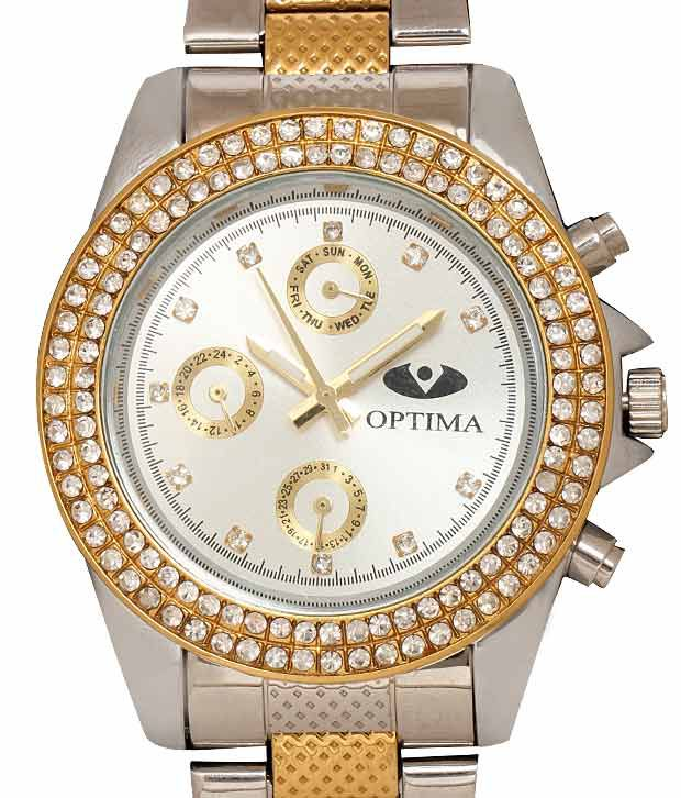 Optima Aplomb Studs Watch